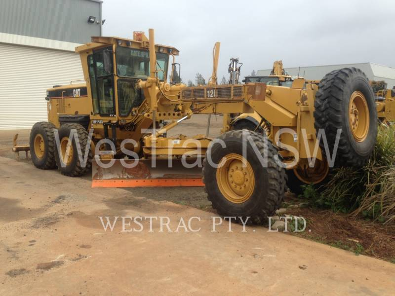 CATERPILLAR MOTOR GRADERS 12HNA equipment  photo 1