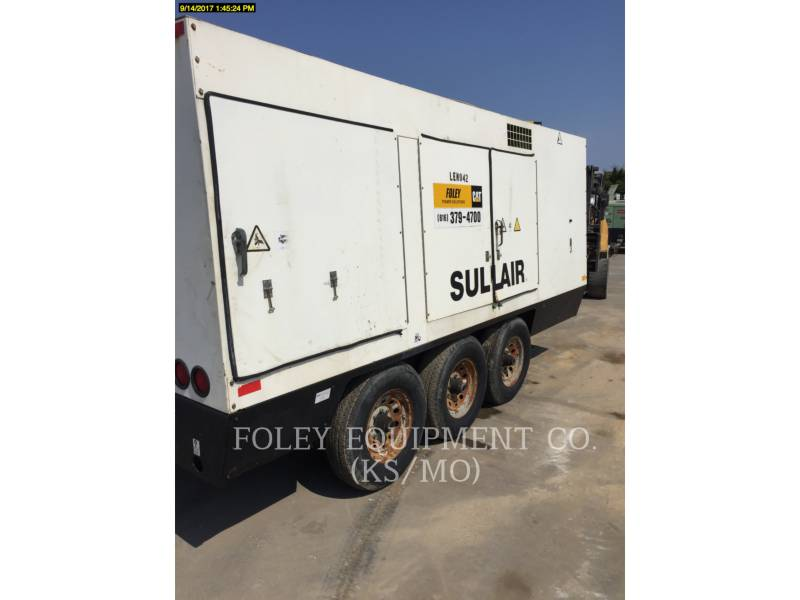SULLAIR COMPRESOR AER 1600HAFDTQ equipment  photo 1