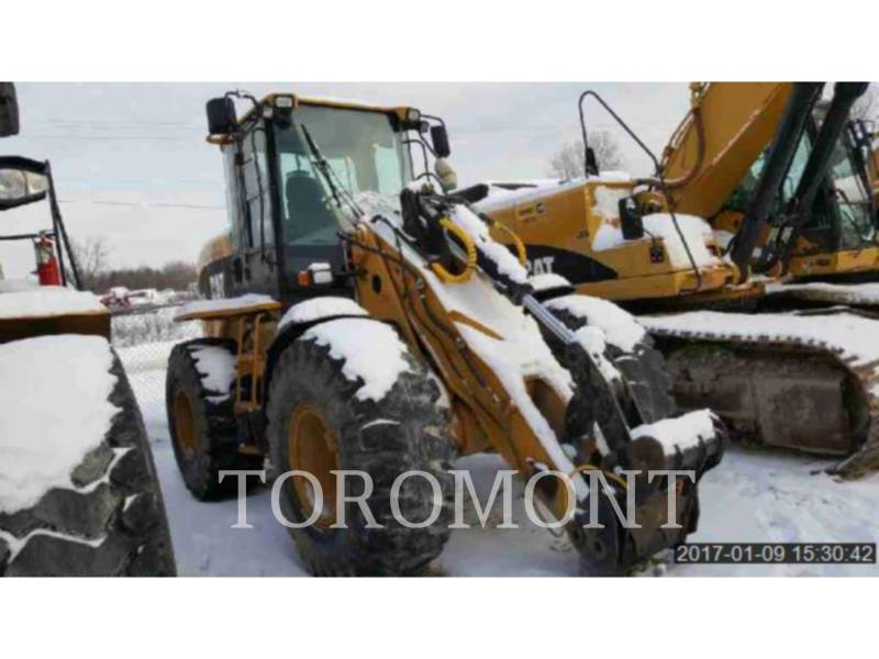 CATERPILLAR WHEEL LOADERS/INTEGRATED TOOLCARRIERS 924GII equipment  photo 1