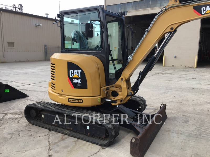 CATERPILLAR TRACK EXCAVATORS 304ECR equipment  photo 3