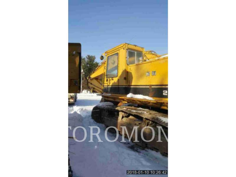 CATERPILLAR TRACK EXCAVATORS 235B equipment  photo 2