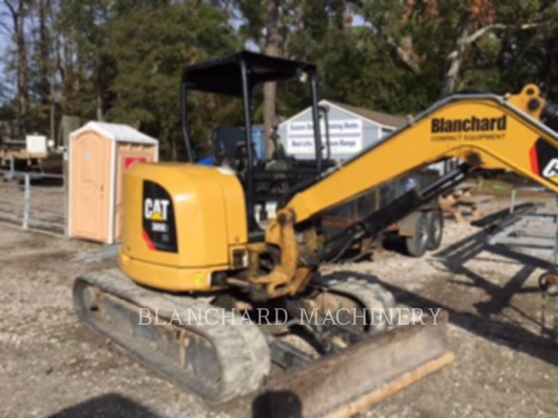CATERPILLAR TRACK EXCAVATORS 305E2 equipment  photo 1