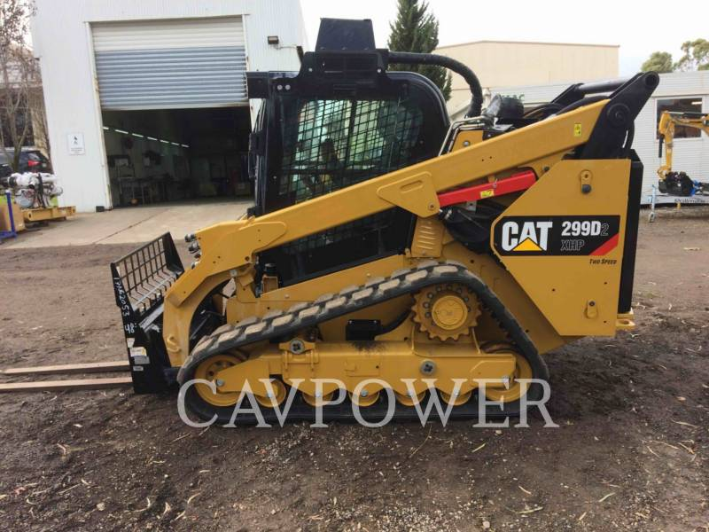 CATERPILLAR CHARGEURS TOUT TERRAIN 299D2XHP equipment  photo 19