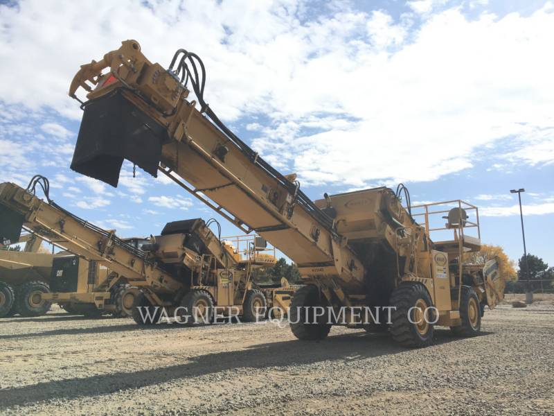 WEILER ASPHALT PAVERS E1250A equipment  photo 2