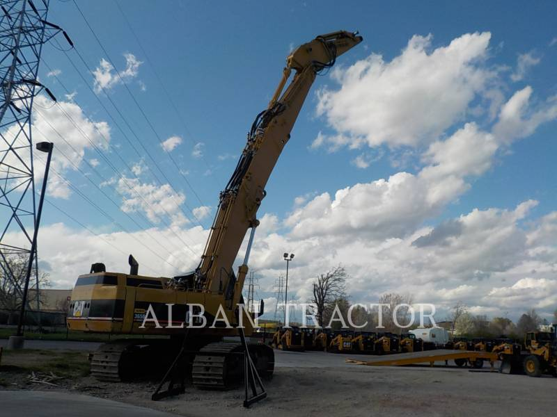 CATERPILLAR TRACK EXCAVATORS 365BL II equipment  photo 8