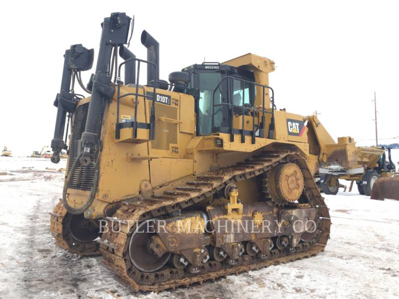 CATERPILLAR MINING TRACK TYPE TRACTOR D10T2 equipment  photo 1