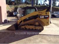 CATERPILLAR SKID STEER LOADERS 299D equipment  photo 10