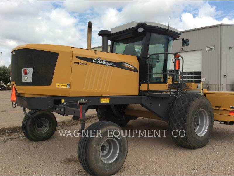 AGCO MATERIELS AGRICOLES POUR LE FOIN WR9760 equipment  photo 3