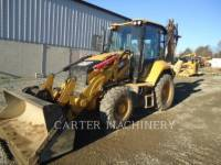 Equipment photo CATERPILLAR 420F2IT AC WHEEL TRACTOR SCRAPERS 1