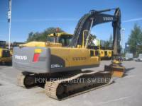 VOLVO CONSTRUCTION EQUIP BRASIL TRACK EXCAVATORS EC240 CNL equipment  photo 3