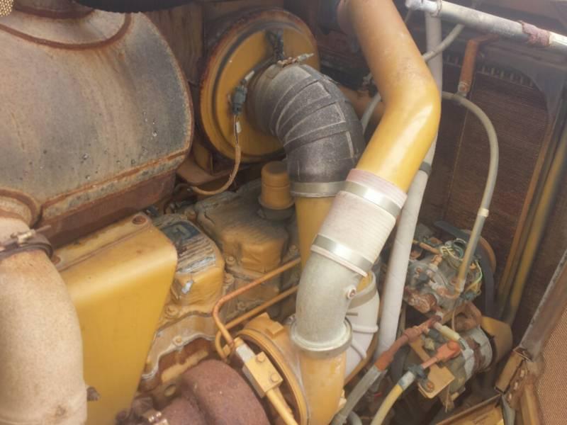 CATERPILLAR TRACTORES DE CADENAS D8T equipment  photo 19