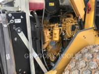 CATERPILLAR EINZELVIBRATIONSWALZE, GLATTBANDAGE CS-44 equipment  photo 19
