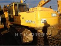 JOHN DEERE TRACK EXCAVATORS 200C LC equipment  photo 4