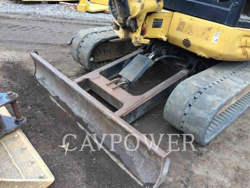 CATERPILLAR TRACK EXCAVATORS 304CR equipment  photo 7