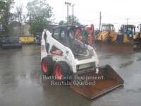 Equipment photo BOBCAT S185 MINIÎNCĂRCĂTOARE RIGIDE MULTIFUNCŢIONALE 1