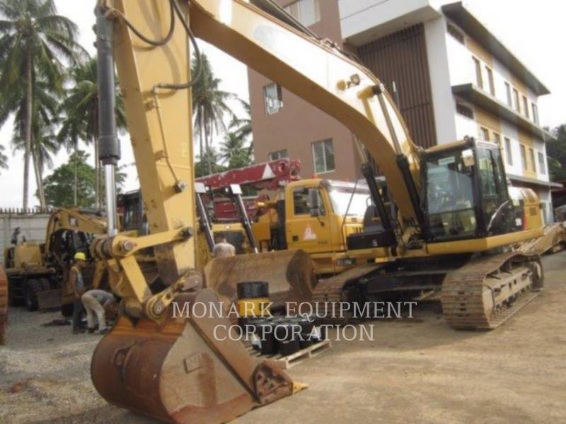 CATERPILLAR EXCAVADORAS DE CADENAS 329D2 equipment  photo 1
