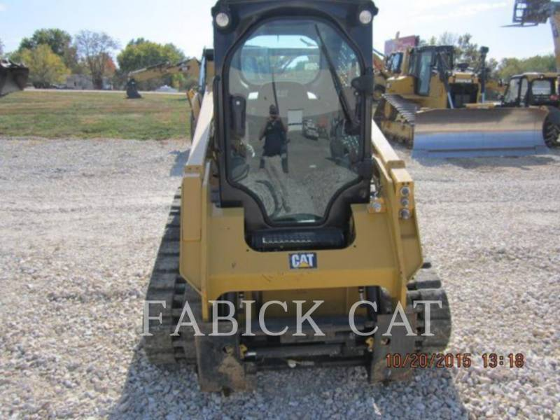 CATERPILLAR UNIWERSALNE ŁADOWARKI 259D C3H4 equipment  photo 6