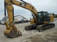 CATERPILLAR TRACK EXCAVATORS 326F equipment  photo 6