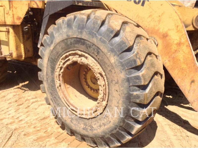 CATERPILLAR CARGADORES DE RUEDAS 950F equipment  photo 17