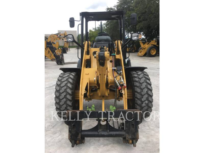 Caterpillar ÎNCĂRCĂTOARE PE ROŢI/PORTSCULE INTEGRATE 906H2 equipment  photo 8