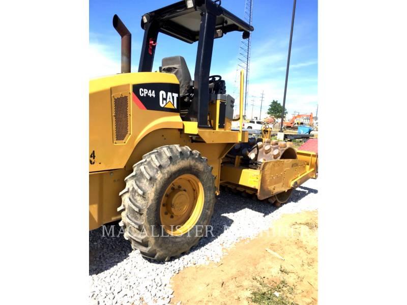 CATERPILLAR EINZELVIBRATIONSWALZE, BANDAGE CP44 equipment  photo 1