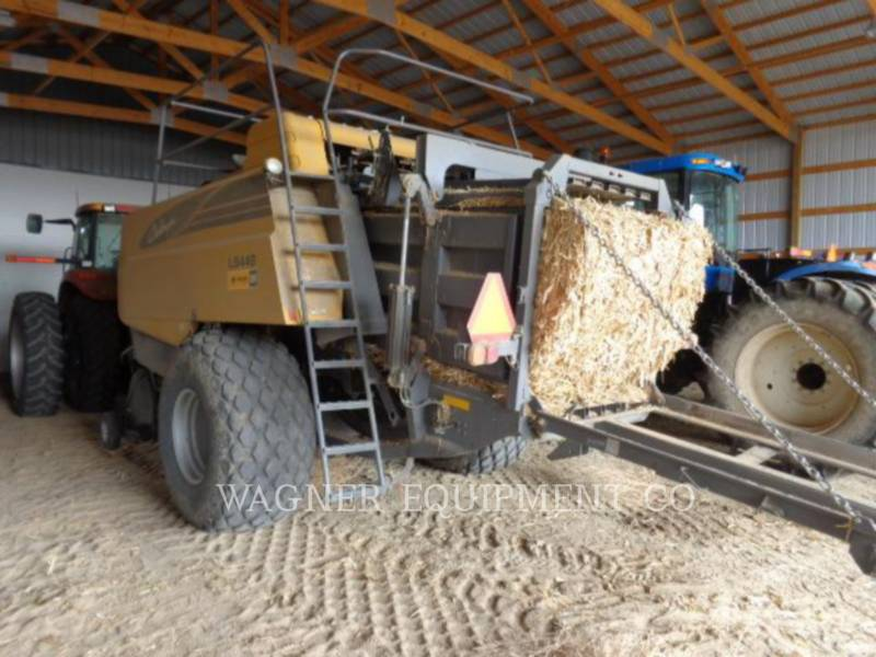 AGCO AG HAY EQUIPMENT LB44B/CHUT equipment  photo 6
