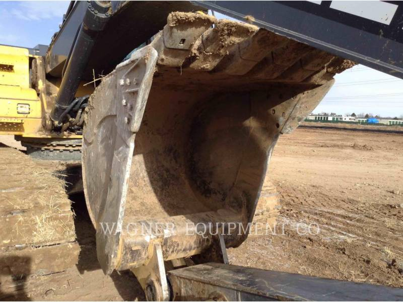 JOHN DEERE TRACK EXCAVATORS 350G equipment  photo 7