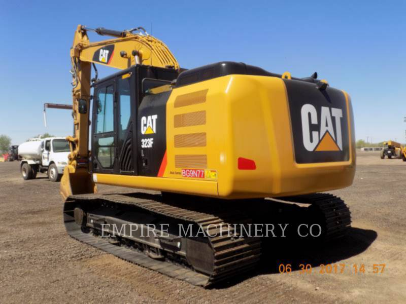 CATERPILLAR EXCAVADORAS DE CADENAS 323FL    P equipment  photo 3
