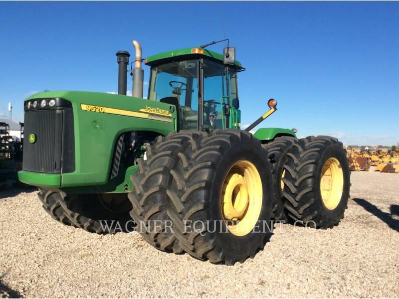 DEERE & CO. TRATTORI AGRICOLI 9520 equipment  photo 1