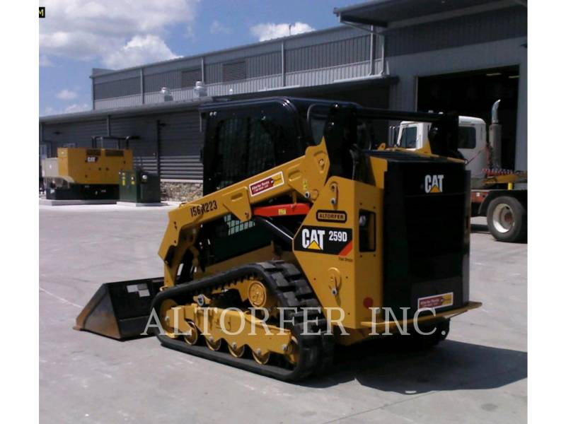 CATERPILLAR MULTI TERRAIN LOADERS 259D B equipment  photo 4