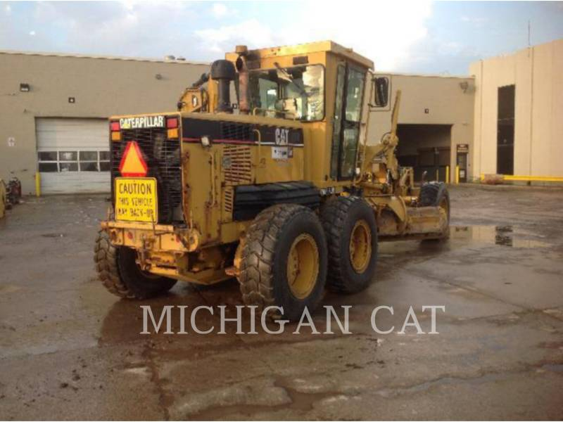 CATERPILLAR MOTORGRADER 163H equipment  photo 3