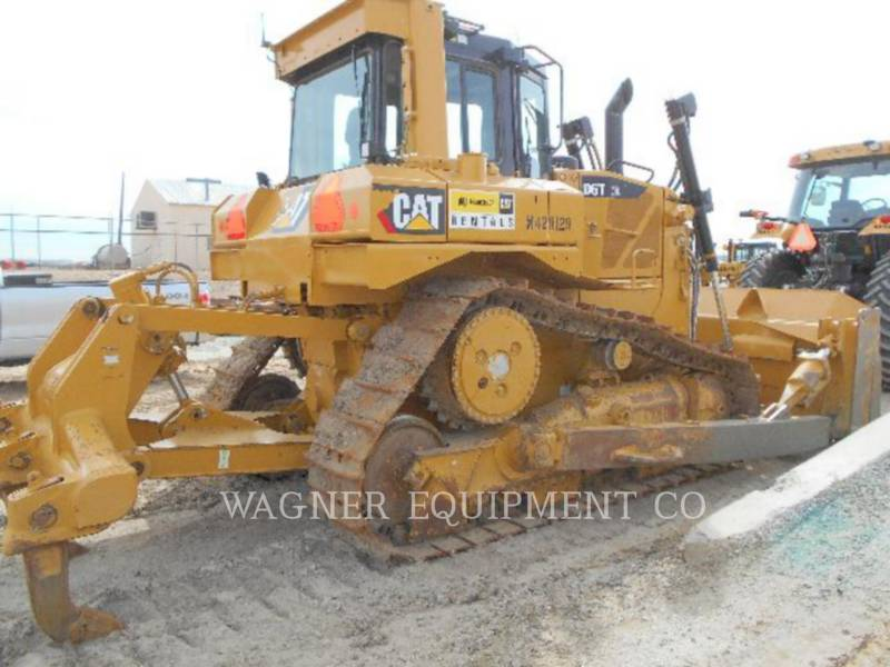 CATERPILLAR TRACK TYPE TRACTORS D6T XL DS equipment  photo 3