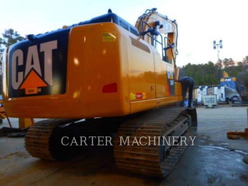 CATERPILLAR TRACK EXCAVATORS 336F 12GPS equipment  photo 2