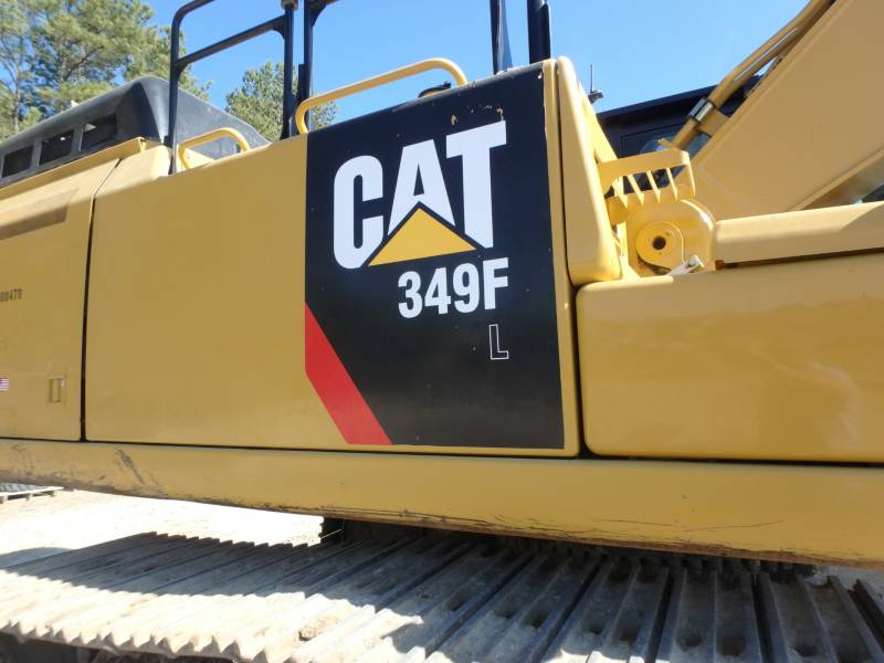 CATERPILLAR PELLES SUR CHAINES 349FL equipment  photo 12