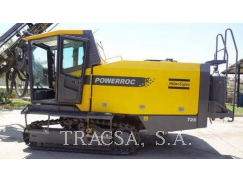 ATLAS-COPCO Perforatrici idrauliche cingolate ROC-T25 equipment  photo 3