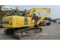 KOMATSU LTD. KOPARKI GĄSIENICOWE PC240NLC-1 equipment  photo 4