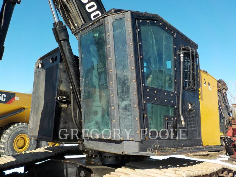 CATERPILLAR FORESTRY - FELLER BUNCHERS - TRACK 521B equipment  photo 2