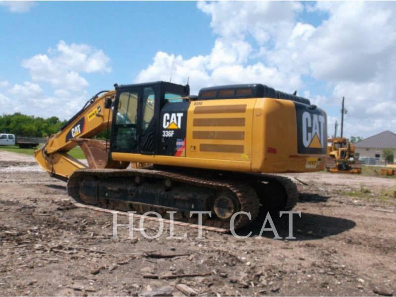 CATERPILLAR TRACK EXCAVATORS 336FL equipment  photo 4