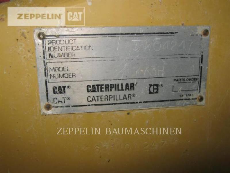 CATERPILLAR MULDENKIPPER 773B equipment  photo 5