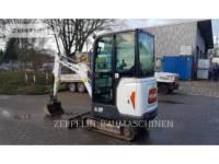 BOBCAT トラック油圧ショベル E19 equipment  photo 4