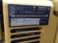 CATERPILLAR KETTEN-HYDRAULIKBAGGER 305E2CR equipment  photo 2