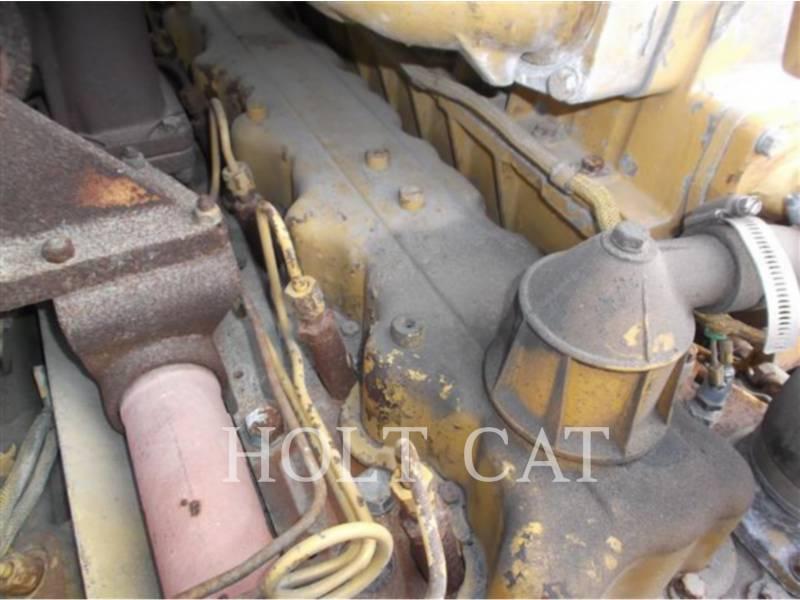 CATERPILLAR WHEEL TRACTOR SCRAPERS 615 equipment  photo 23