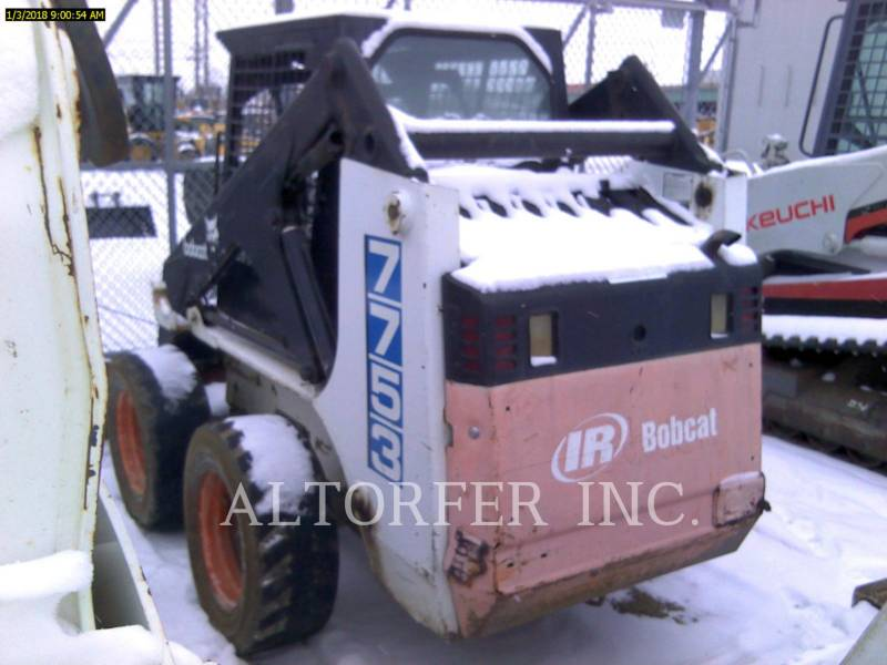 BOBCAT KOMPAKTLADER 7753 equipment  photo 3