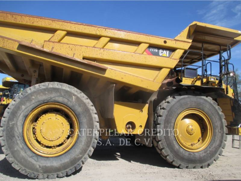 CATERPILLAR OFF HIGHWAY TRUCKS 777GLRC equipment  photo 10