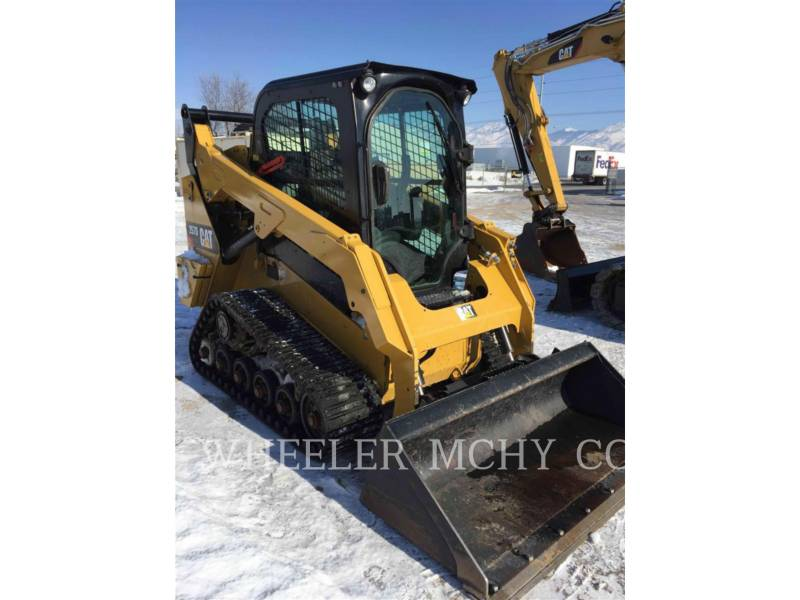 CATERPILLAR CARGADORES MULTITERRENO 257D C3-H2 equipment  photo 1