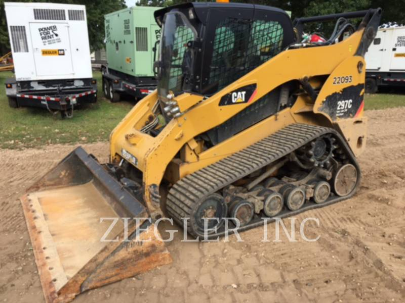 CATERPILLAR CARGADORES MULTITERRENO 297CHF equipment  photo 1