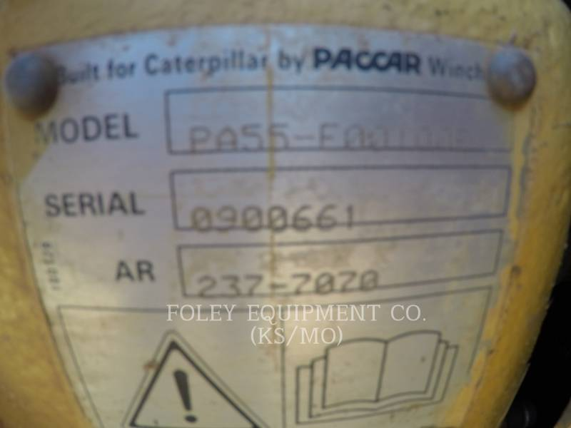 CATERPILLAR TRACK TYPE TRACTORS D6NXL equipment  photo 21
