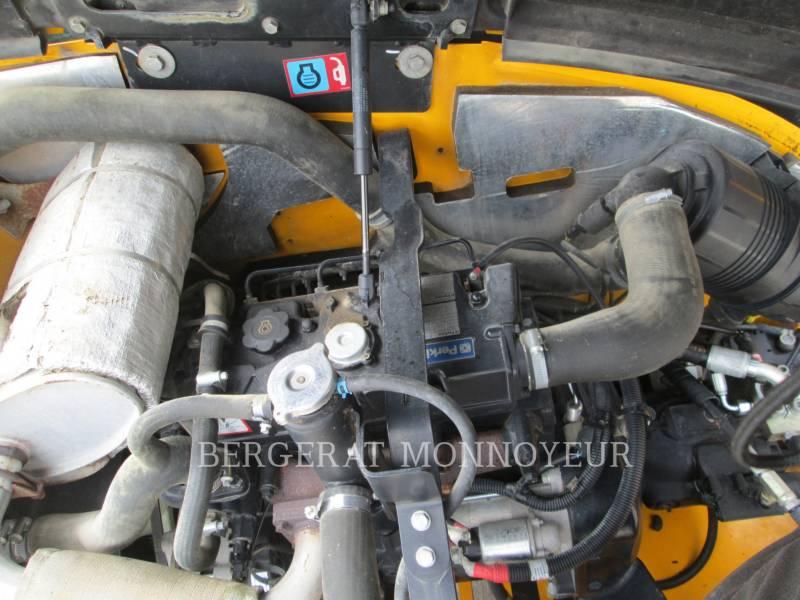 JCB KETTEN-HYDRAULIKBAGGER 8050 equipment  photo 12