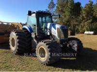 Equipment photo NEW HOLLAND LTD. TG305 農業用トラクタ 1