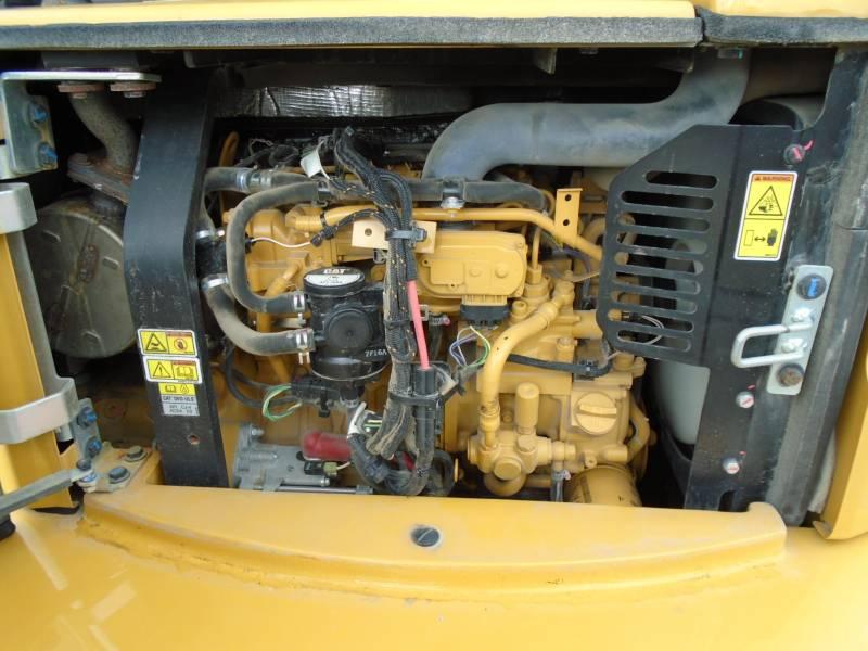 CATERPILLAR KETTEN-HYDRAULIKBAGGER 305.5E2CR equipment  photo 9